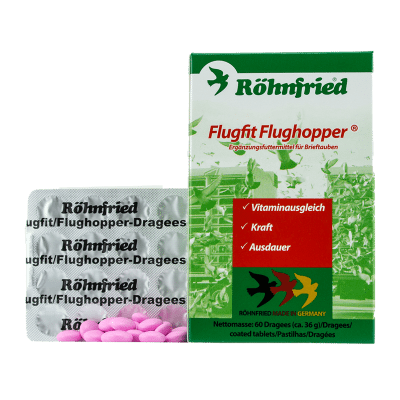 Röhnfried Flugfit Dragees