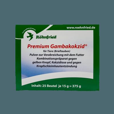 Röhnfried Premium Gambakokzid