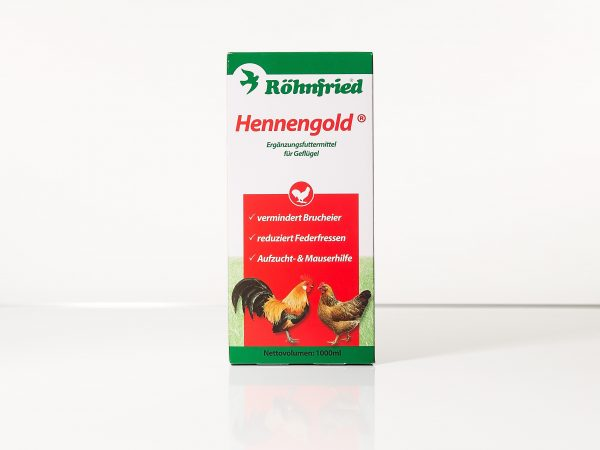 Hennengold Packung