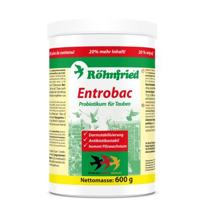 Röhnfried Entrobac – 600 g