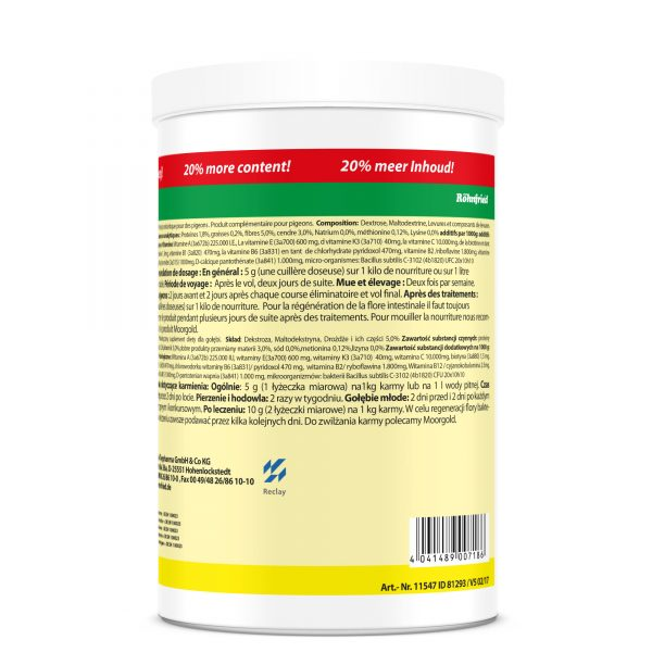 Röhnfried Entrobac – 600 g