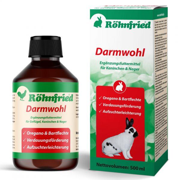 Röhnfried Darmwohl – 250 ml mit Schachtel