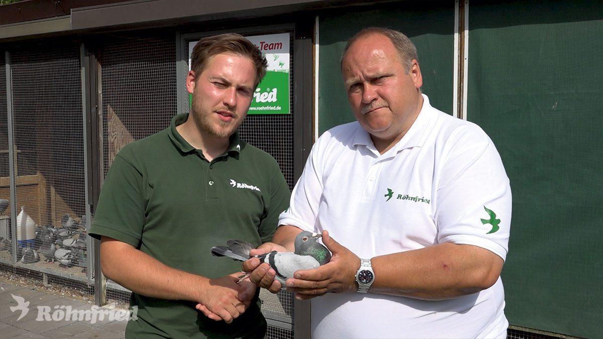 Denis und Roland Faber
