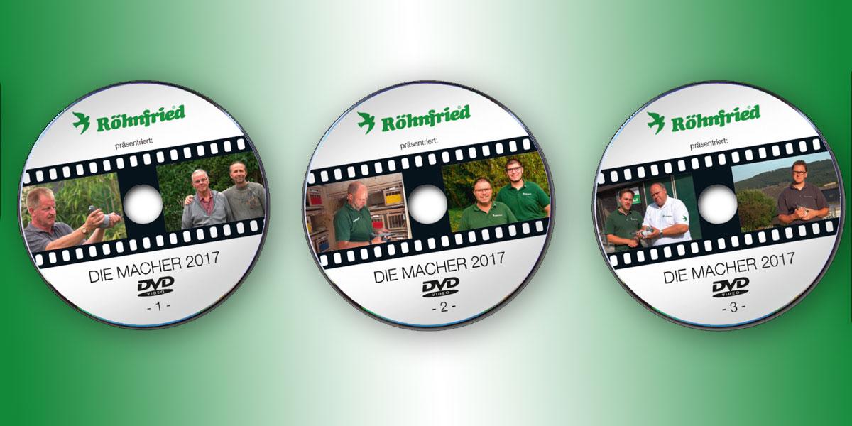 DVDs Die Macher